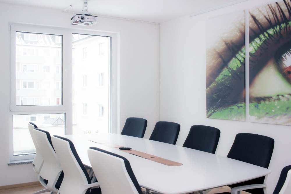 Konferenzraum in München und Berlin mieten