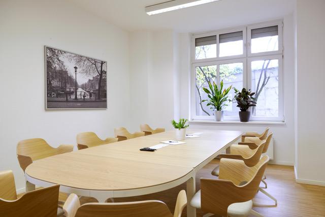 Konferenzraum im Zentrum Berlin mieten